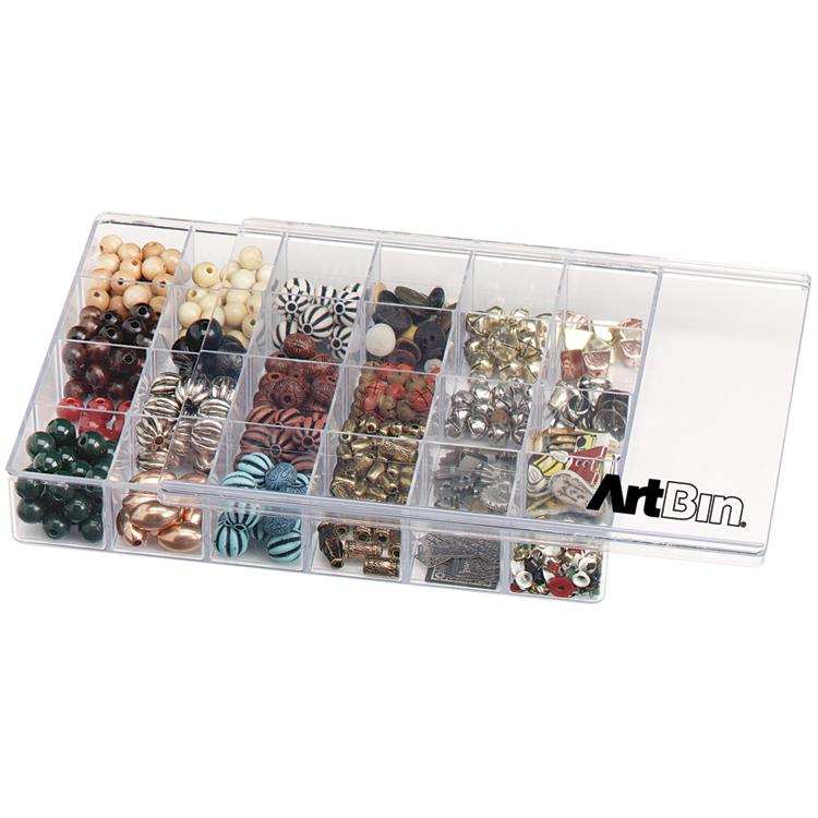 ArtBin ArtBin Slide 'n Store Sliding Lid Compartment Box