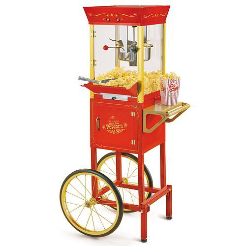 Circus Cart Popcorn Maker