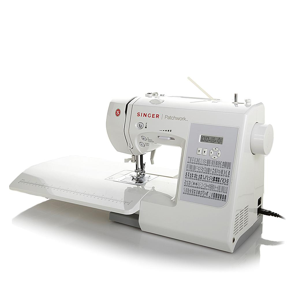 Singer Singer Patchwork 7285Q Quilting and Sewing Machine