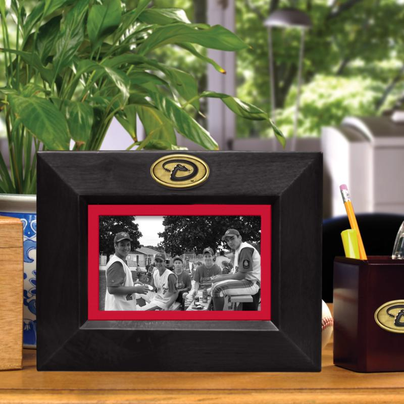 MEMORY Company Landscape Black Picture Frame - Arizona Diamondbacks, MLB