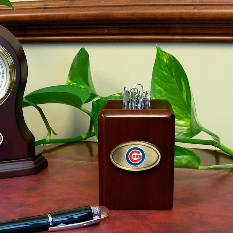 MEMORY Company Team Paper Clip Holder - Chicago Cubs - MLB