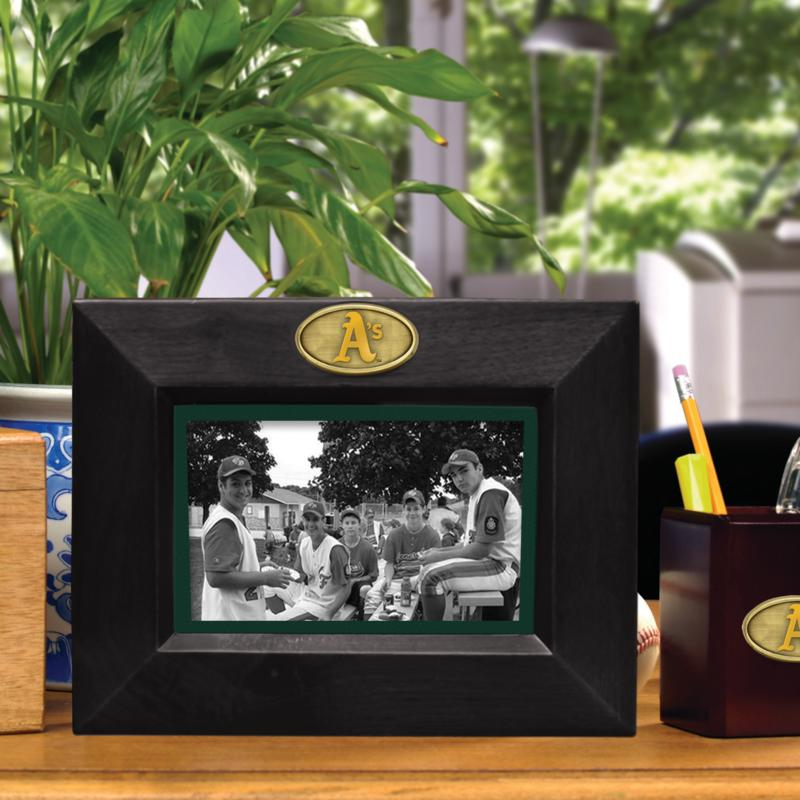 MEMORY Company Landscape Black Picture Frame - Oakland Athletics, MLB