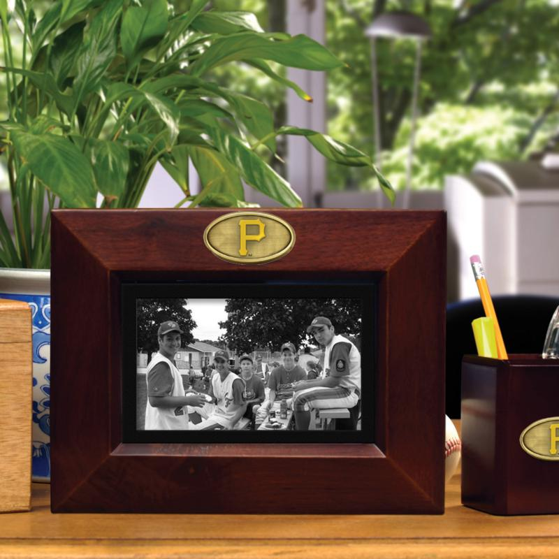 MEMORY Company Landscape Brown Picture Frame - Pittsburgh Pirates
