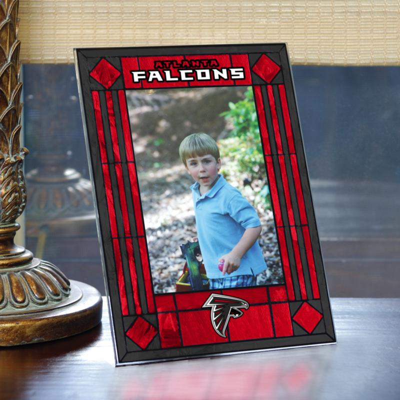 Football Fan Shop Team Photo Frame - Atlanta Falcons - NFL