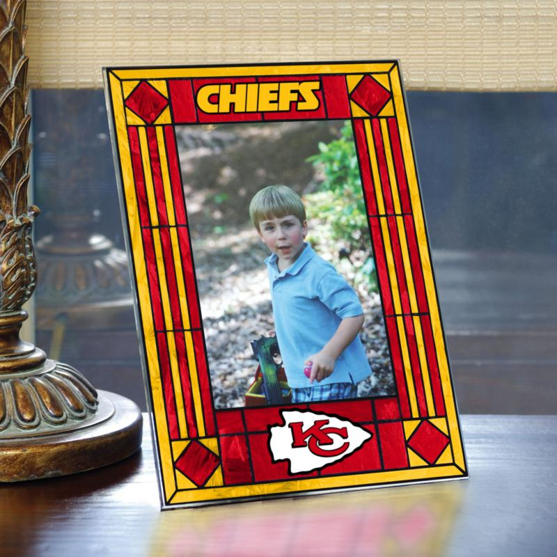 Football Fan Shop Team Photo Frame - Kansas City Chiefs - NFL