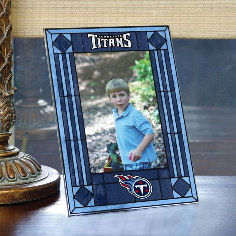 Football Fan Shop Team Photo Frame - Tennessee Titans - NFL