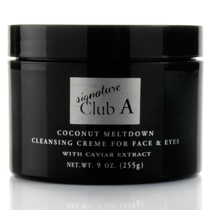 Signature Club A Coconut with Caviar Meltdown Cleansing Creme - AutoShip