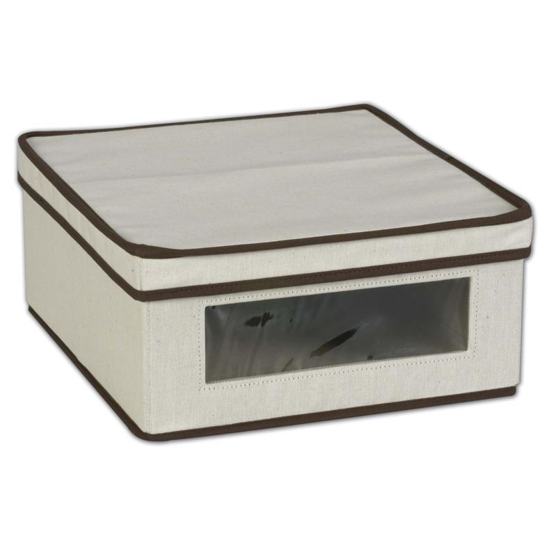 Household Essentials Household Essentials Vision Storage Box - Small