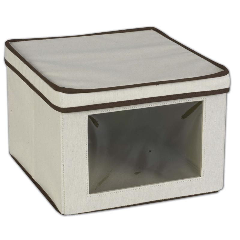 Household Essentials Household Essentials Vision Storage Box - Medium