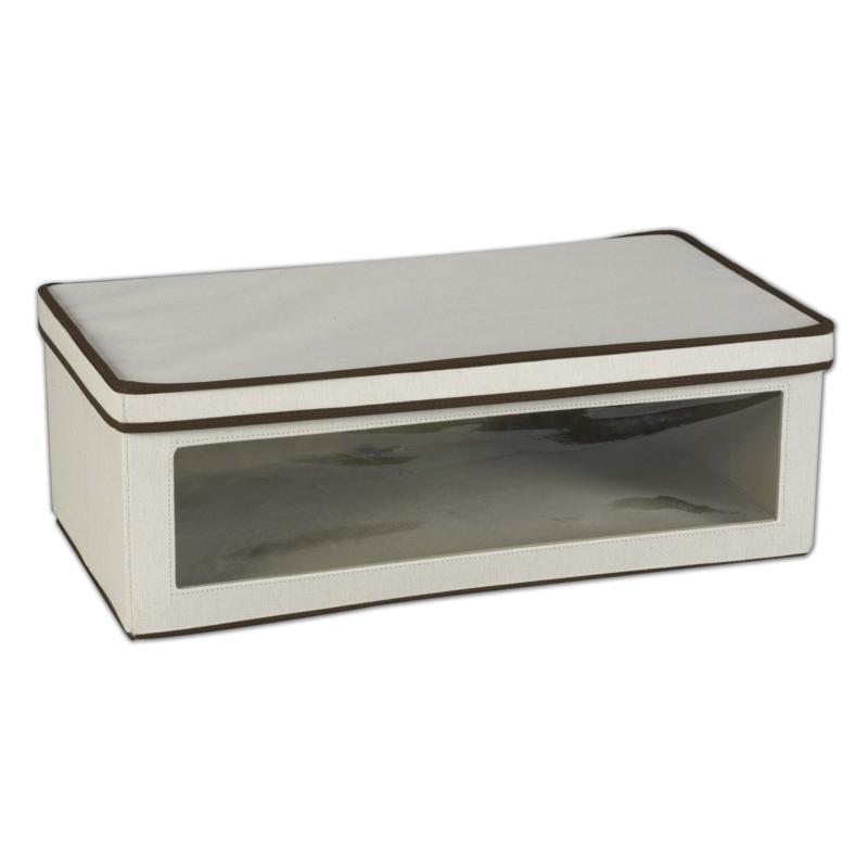 Household Essentials Household Essentials Vision Storage Box - Jumbo
