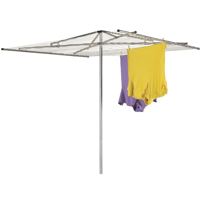 Household Essentials 30-Line Parallel Outdoor Clothes Dryer