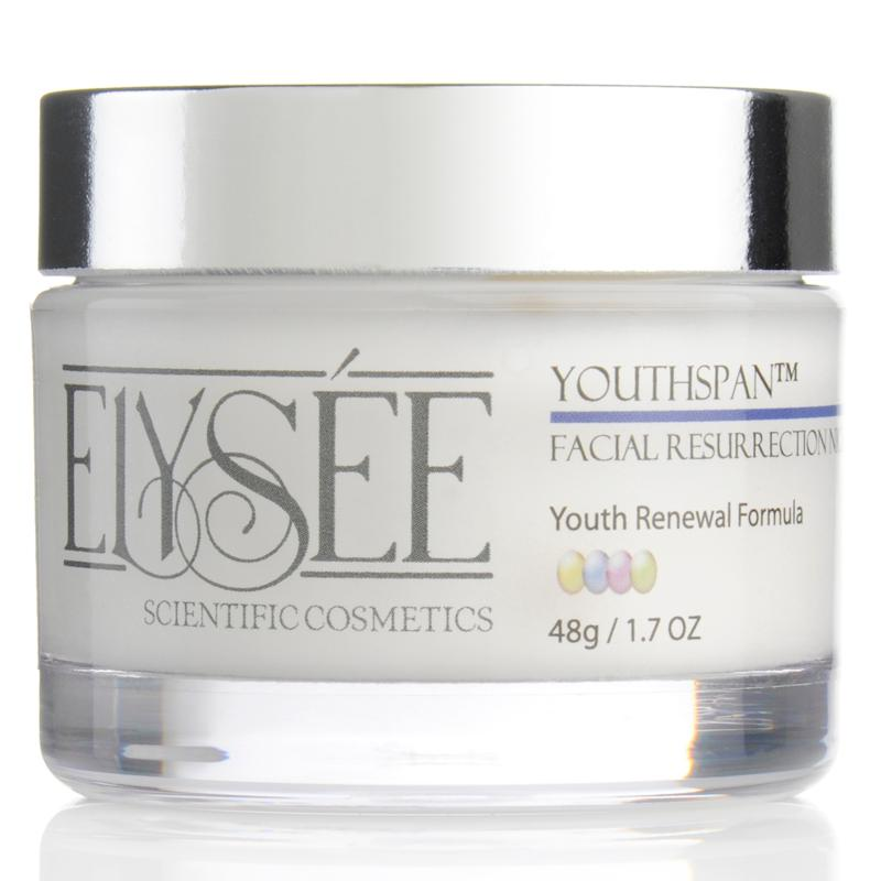Elysee YouthSpan Facial Resurrection Night Creme New Formulation - AutoShip