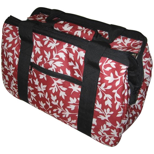 JanetBasket JanetBasket Eco Bag - Red Floral