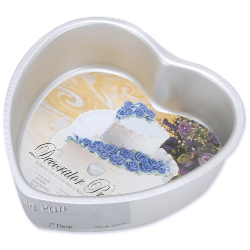 Wilton Decorator Preferred Cake Pan - Small Heart