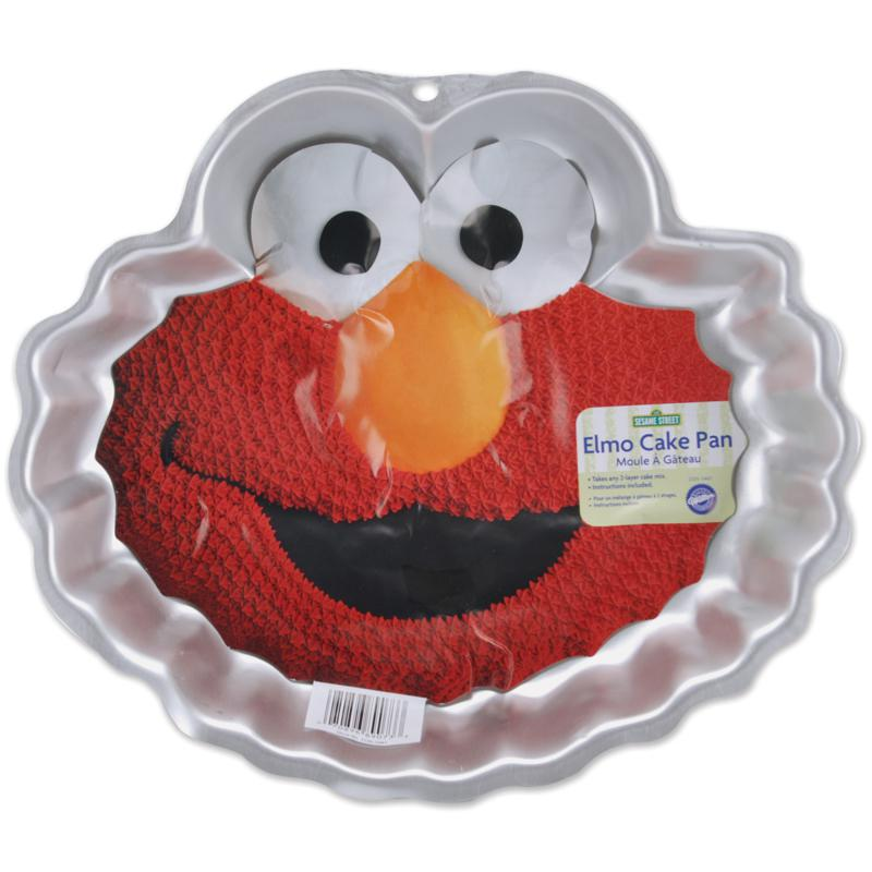 Wilton Novelty Cake Pan - Elmo