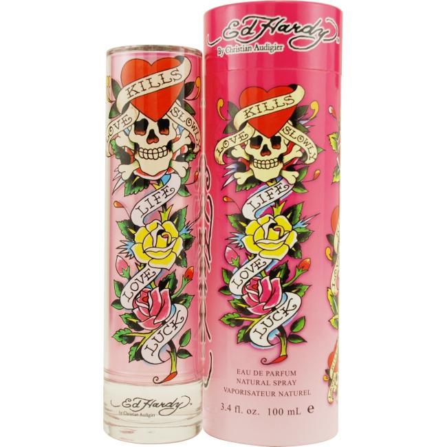 Ed Hardy Ed Hardy Eau de Parfum Spray - 3.4 Oz.