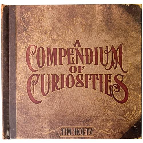 A Compendium of Curiosities - Idea-ology Idea Book