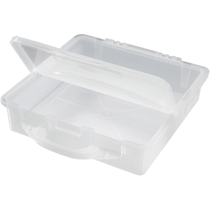 Blue Hills Studio Blue Hills Studio Stow and Go Storage Bin - Translucent
