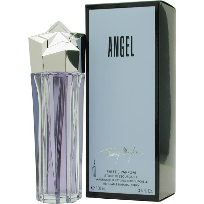 Angel Angel 3.4 oz. Eau de Parfum Refillable Spray