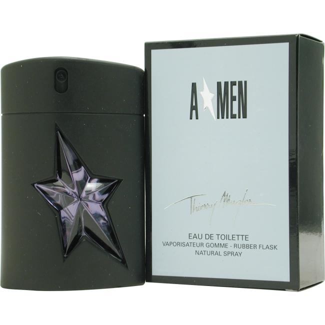 Angel Angel 3.4 fl. oz. Eau de Toilette Spray - Rubber Bottle