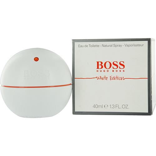 Boss In Motion White - Eau De Toilette Spray