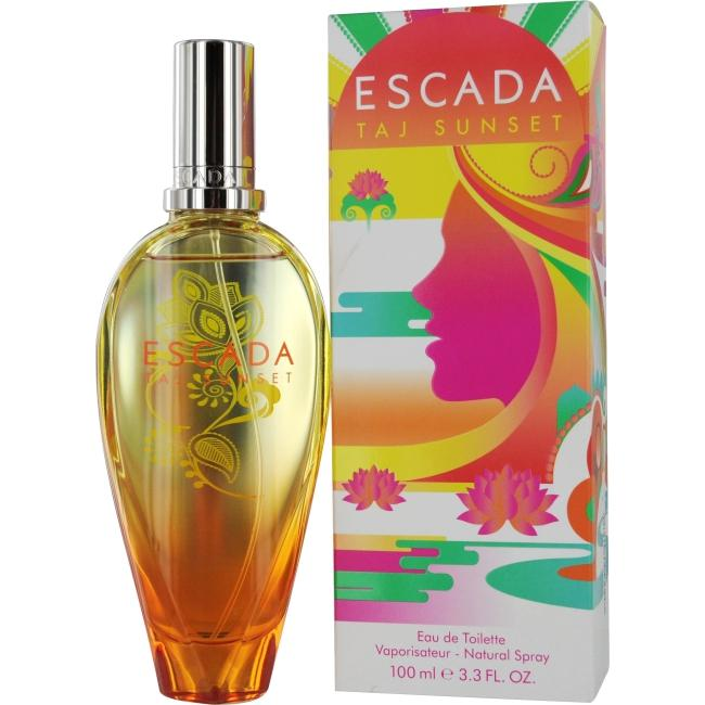Escada Escada 3.4 fl. oz. Taj Sunset Eau De Toilette Spray