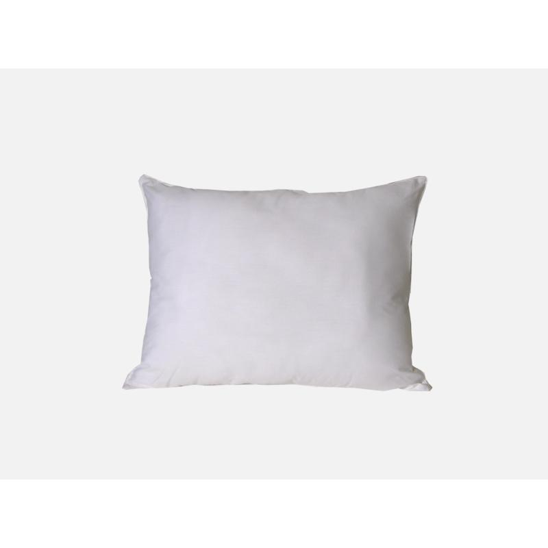 Epoch Hometex, Inc Firm, Lofted Standard Cotton-Filled Pillow