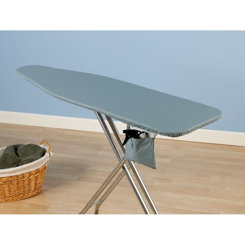 Household Essentials Blue Silicone Ironing Board Cover
