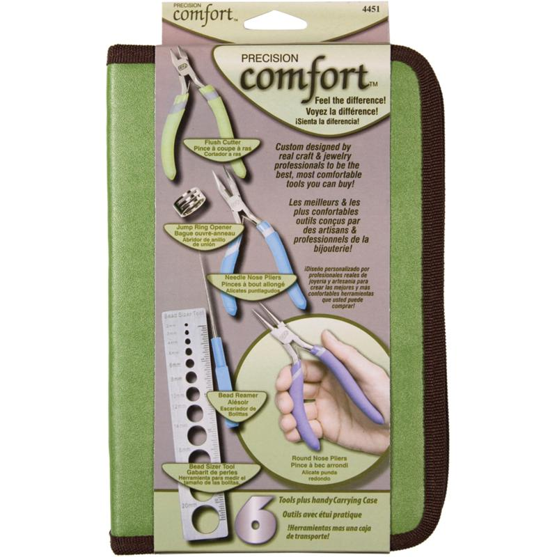 COUSIN Cousin Precision Comfort 6-piece Tool Kit
