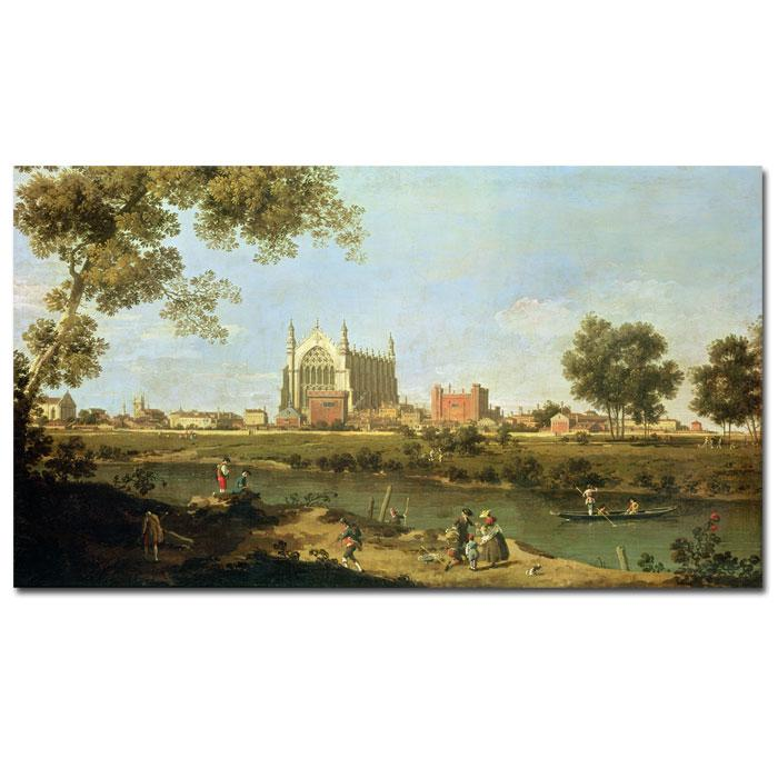 Home Marketplace Giclee Print - Eton College 1754