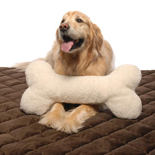 Bone Pillow Toy - Medium
