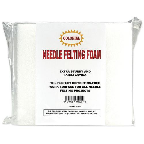 Needle Felting Foam