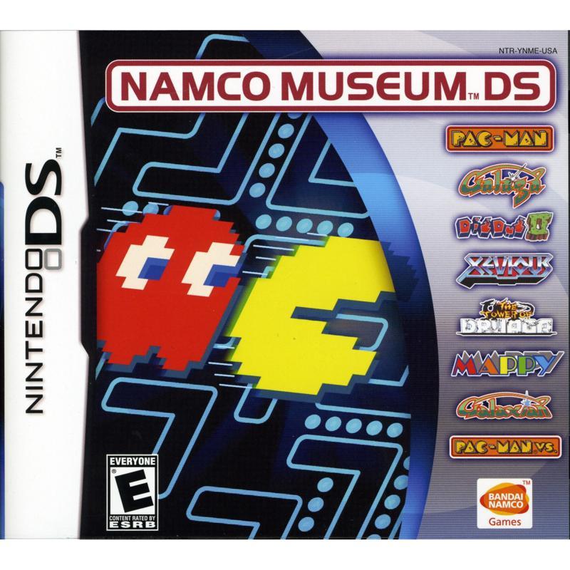 Nintendo Namco Museum - DS