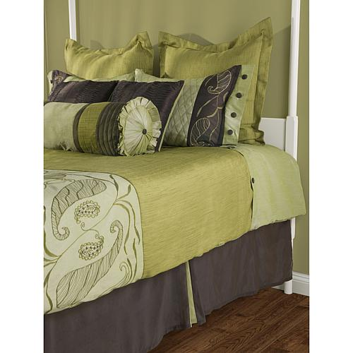 Rizzy Home Peru 9-piece Duvet Set - Queen