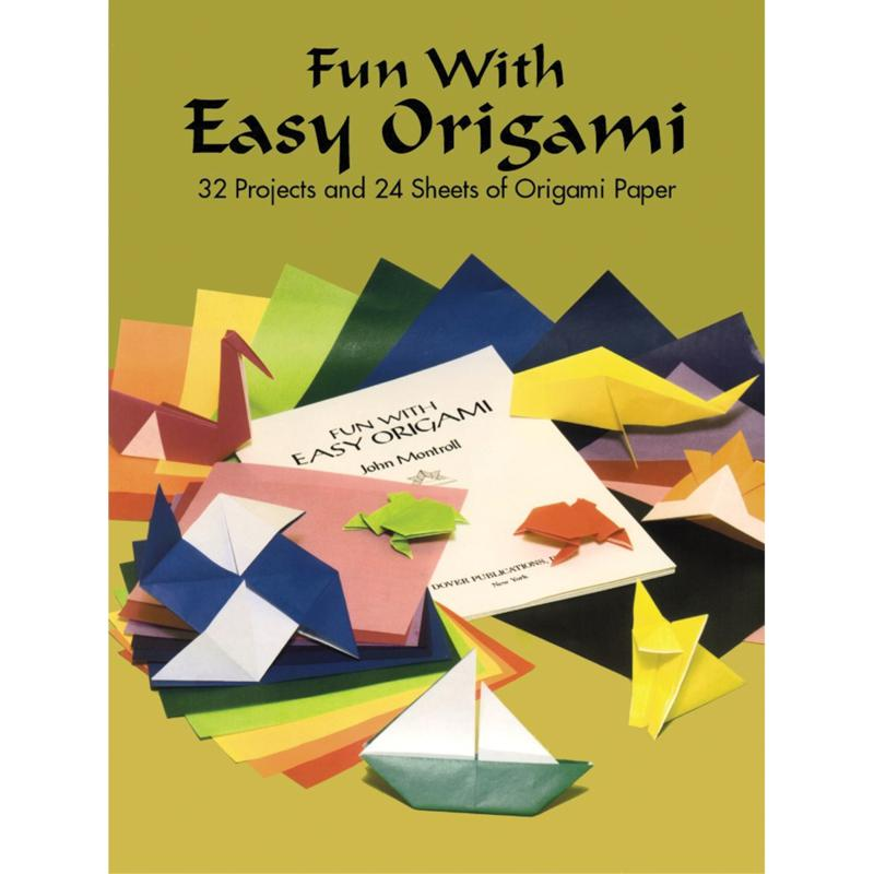 Dover Dover Publications - Fun With Easy Origami
