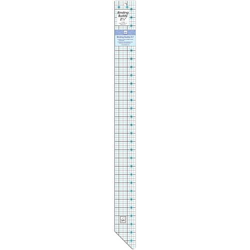 Binding Buddy Ruler - 2-1/2