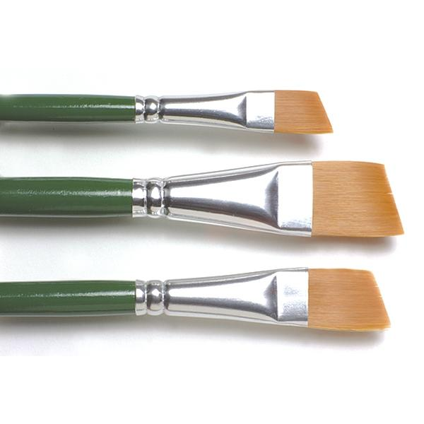 Plaid One-Stroke Brush Set