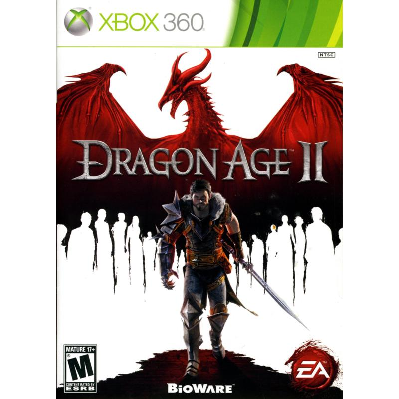 Electronic Arts Dragon Age 2 - Xbox 360
