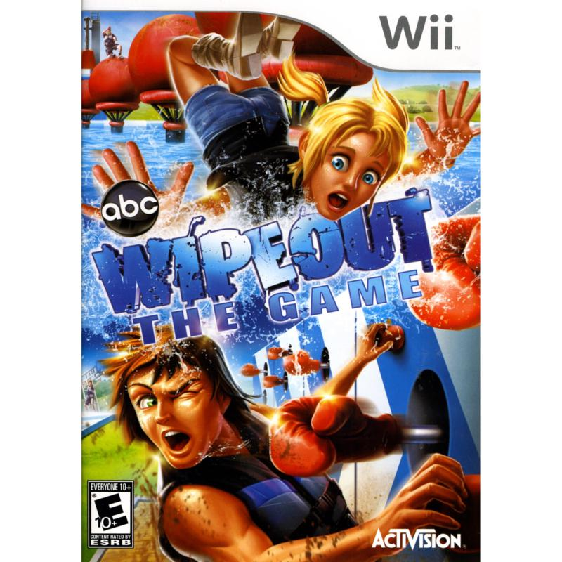 Activision Wipe Out - Wii