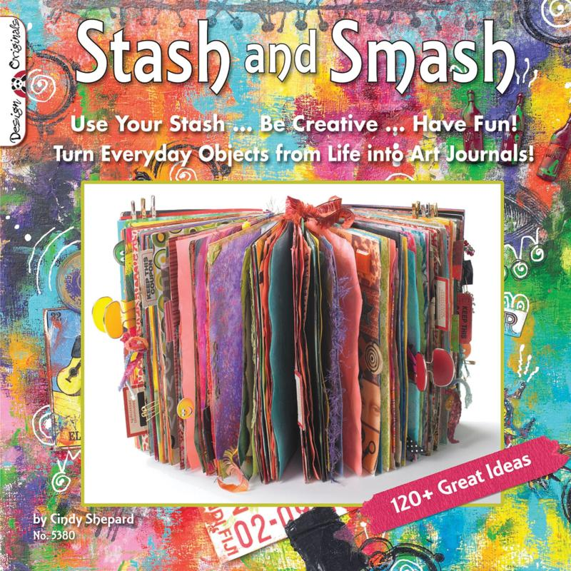 DESIGN ORIGINALS Design Originals Stash And Smash Journal Book