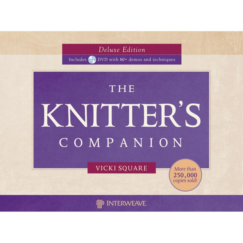FandW Media Knitter's Companion Deluxe Edition