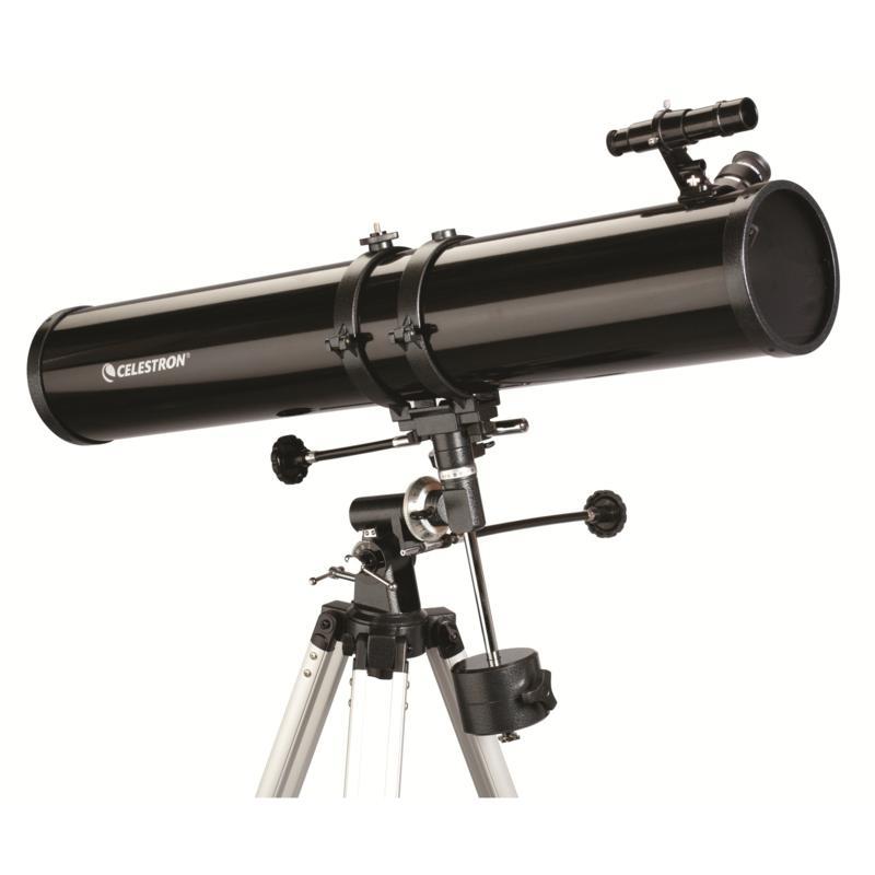 Celestron Celestron PowerSeeker 114EQ 900mm x 114mm Reflector Telescope