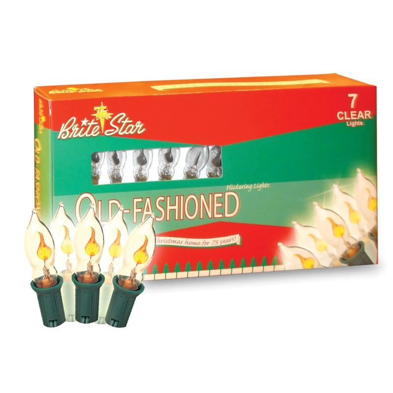 Brite Star Flickering Flame Lights