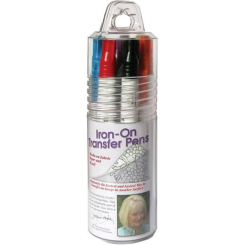 Iron-On Transfer Pen - 8-pack