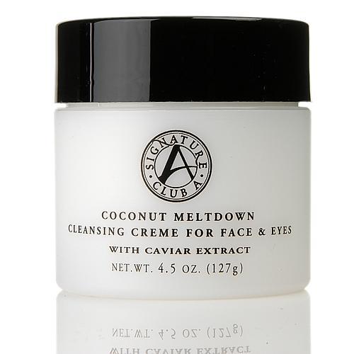 Coconut Meltdown Cleansing Creme for Face and Eyes