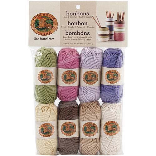 Yarn Bonbons 8 Pack - Nature