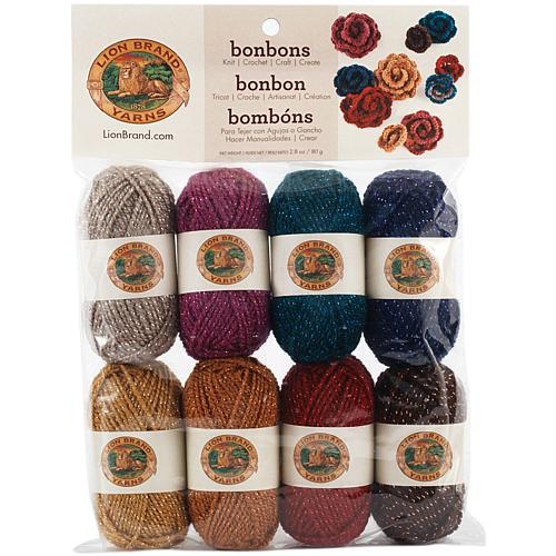 Yarn Bonbons 8 Pack - Party