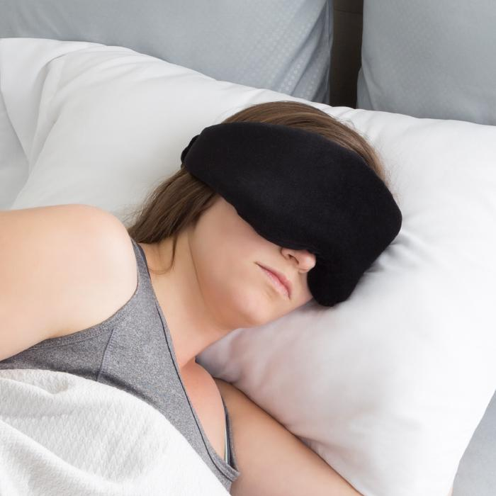 Remedy Heat-Sensitive Remedy Memory Foam Sleep Mask