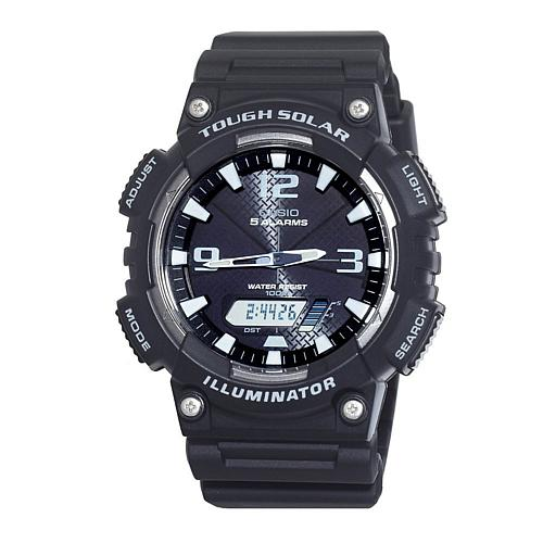 Casio Men's Tough Solar Black Sport Watch