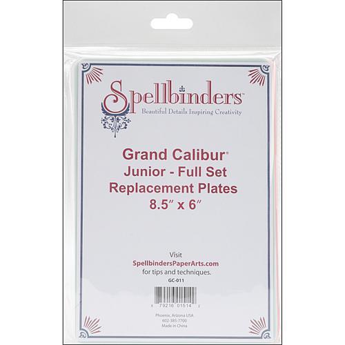 Spellbinders Grand Calibur Junior Replacement Plate Set